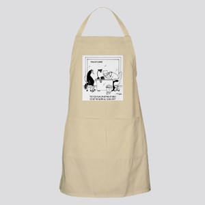 Get The Worm Early All Your Life Apron