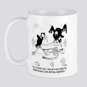 I Hate Artificial Ingredients Mug