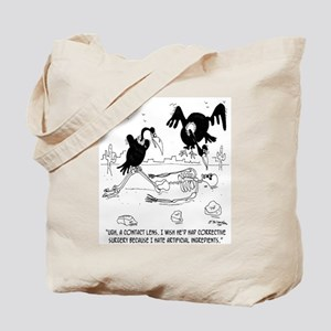 I Hate Artificial Ingredients Tote Bag