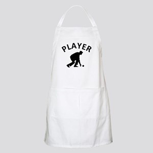 Lawn Bowling Player Apron