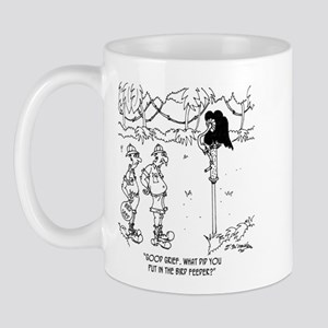 What's in The Bird Feeder? Mug