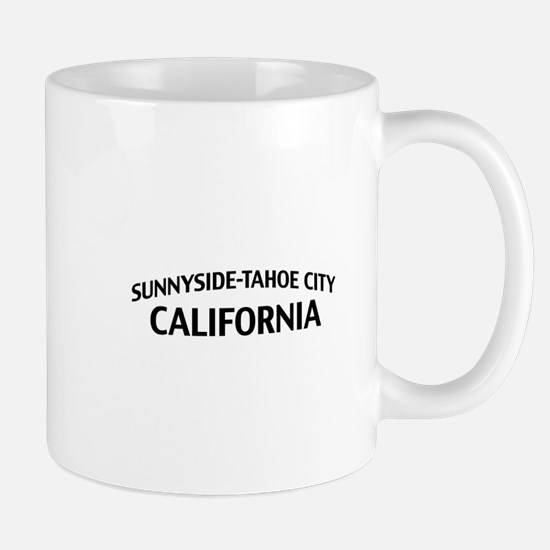 Sunnyside-Tahoe City California Mug
