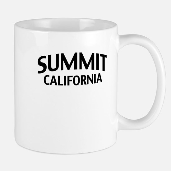 Summit California Mug