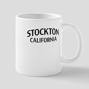 Stockton California Mug