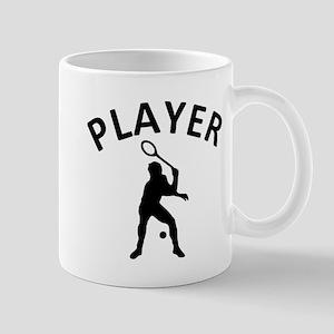 Squash Player Mug
