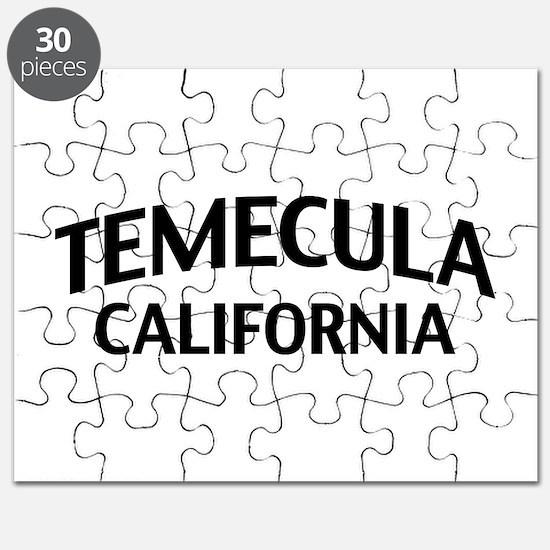 Temecula California Puzzle