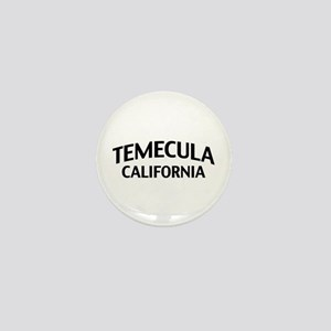 Temecula California Mini Button