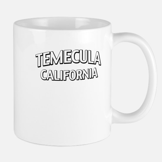 Temecula California Mug