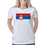 srb-flag Women's Classic T-Shirt
