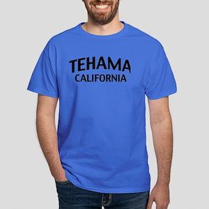 Tehama California Dark T-Shirt