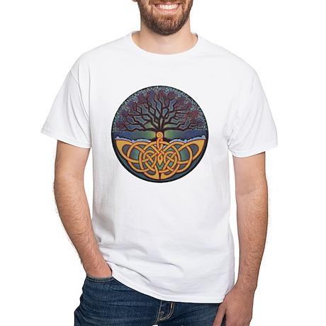 worldtree-black-t T-Shirt