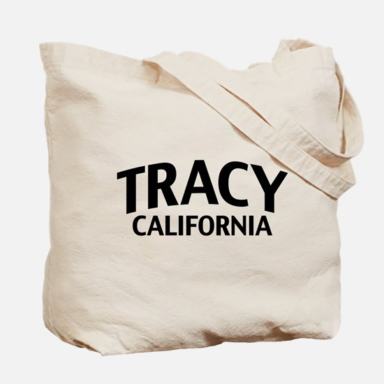 Tracy California Tote Bag