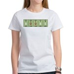 Chemistry Boobs Women's T-Shirt