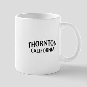 Thornton California Mug