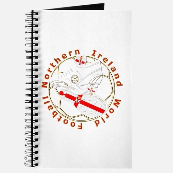 Northern Ireland Football Crest Journal