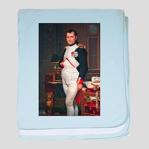 Napoleon baby blanket
