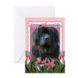 Newfie Greeting Cards