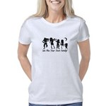 We Ate Your Stick Family Women's Classic T-Shirt