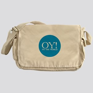 Oy! to the World Products Messenger Bag