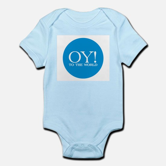 Oy! to the World Products Infant Bodysuit