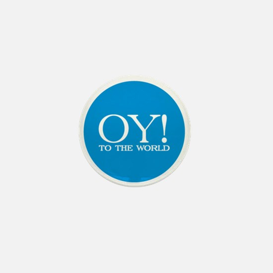 Oy! to the World Products Mini Button