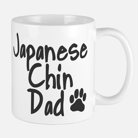 Japanese Chin DAD Mug