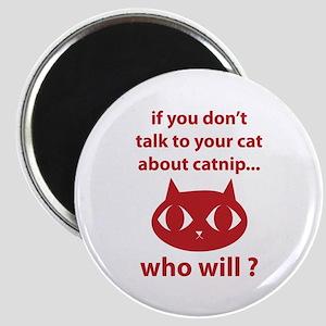 Catnip Magnet
