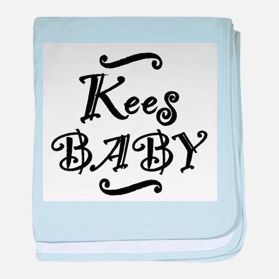 Kees BABY baby blanket