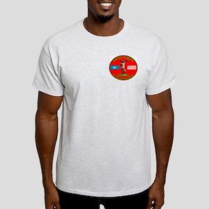 UN Liberia Ash Grey T-Shirt