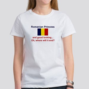 Romanian Princess Women's T-Shirt