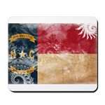 North Carolina Flag Mousepad