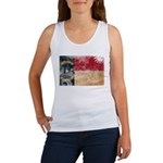 North Carolina Flag Women's Tank Top