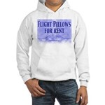 Flight Pillows Hooded Sweatshirt