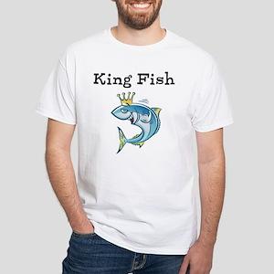 King Fish Lawler T-shirt (white)