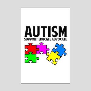 Autism Mini Poster Print