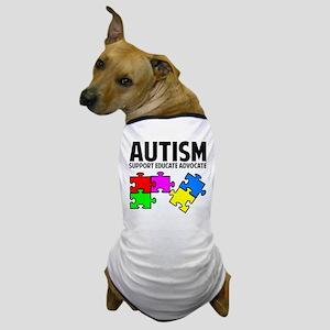 Autism Dog T-Shirt