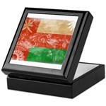 Oman Flag Keepsake Box