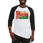 Oman Flag Baseball Jersey
