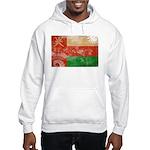 Oman Flag Hooded Sweatshirt