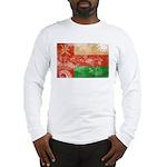 Oman Flag Long Sleeve T-Shirt