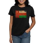 Oman Flag Women's Dark T-Shirt