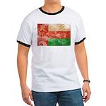 Oman Flag Ringer T