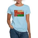 Oman Flag Women's Light T-Shirt