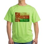Oman Flag Green T-Shirt
