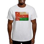 Oman Flag Light T-Shirt