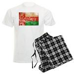 Oman Flag Men's Light Pajamas
