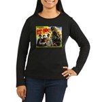 Apparel 2 Women's Long Sleeve Dark T-Shirt