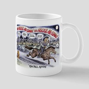Ron Paul Revere Mug