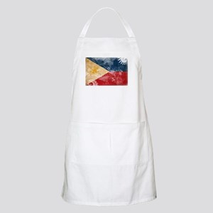 Philippines Flag Apron