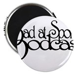 """Bad at Sports 2.25"""" Magnet (10 pack)"""